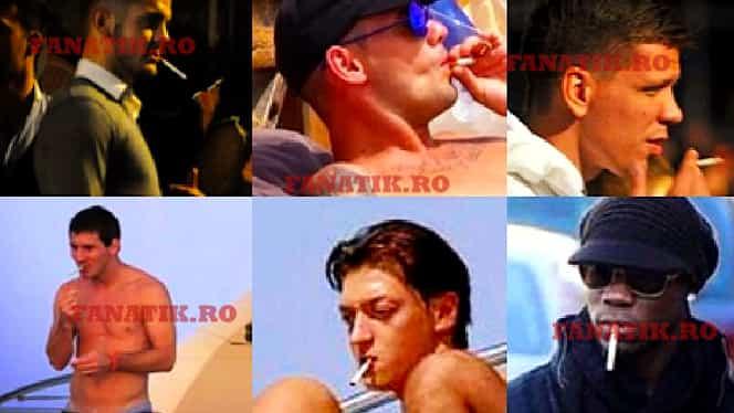 Fotbalisti celebri care au fumat toata viata. Avem cațiva și pe la noi