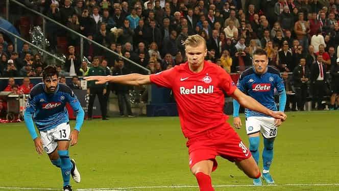 Ei sunt cei mai buni atacanți din Europa! Lewandowski la egalitate de goluri cu Haaland