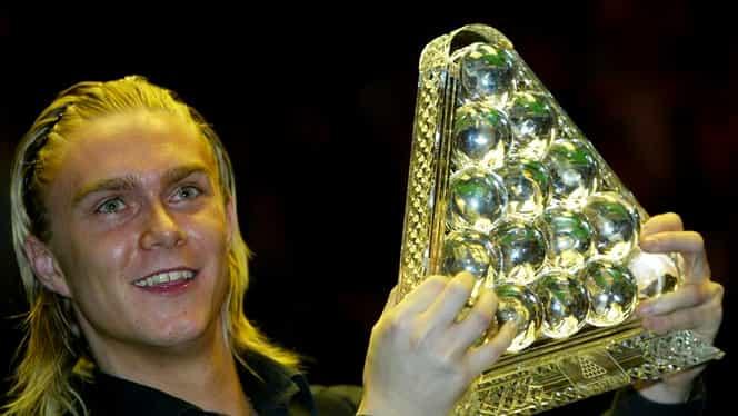 """Povestea lui Paul Hunter, campionul răpus de boală: """"Da, iubitule, mori!"""""""