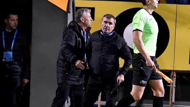 """Clasamentul antrenorilor din Liga 1, în funcție de realizările din carierele de fotbaliști. """"Regele"""" Hagi + Mihai Teja, singurul care nu a debutat la seniori"""