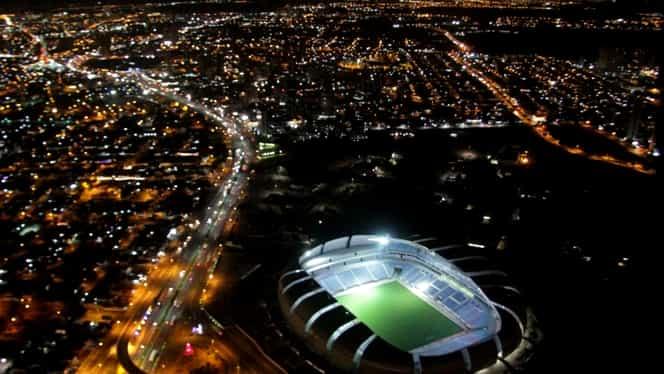 INCREDIBIL! Două stadioane care au gazduit meciuri la CM 2014 au fost scoase la licitaţie