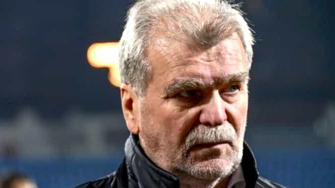 """Un oficial de la Dinamo îl face praf pe Dinu Gheorghe. """"Ai fost și ai rămas o ghenă, un tomberon, o rigolă a fotbalului!"""" FOTO"""