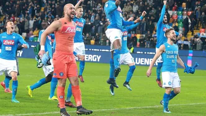 Pontul zilei de miercuri. Fă bani cu Feyenoord – Napoli, din Liga Campionilor