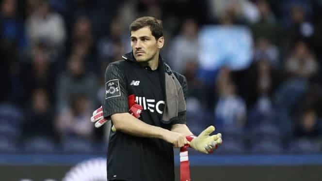 Iker Casillas a suferit un atac de cord la antrenamente! A fost operat de urgenţă la spital! Primele cuvinte ale spaniolului
