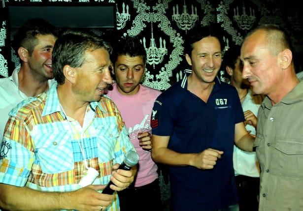 Cum a intrat Dumitru Bucșaru peste Dan Petrescu în vestiar! Bucșaru și Petrescu
