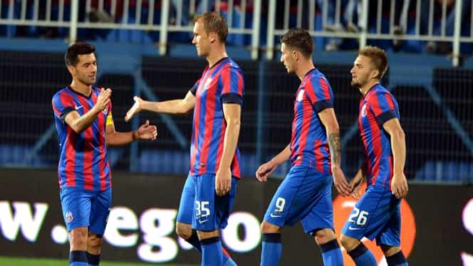 """Plecarea lui Pintilii e şansa lui: """"Vreau să mă impun la Steaua"""""""