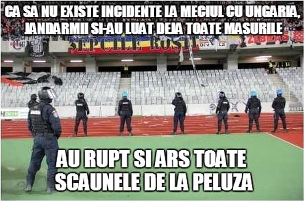 Soluţia jandarmilor pentru România – Ungaria