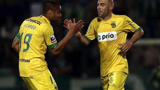 """""""Cu Pandurii am picat? Ce bine!!! Aseară, la Braga, am ţinut cu ei!"""""""