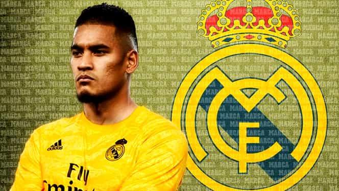 Real Madrid a transferat un campion mondial: Alphonse Areola de la PSG. Keylor Navas ajunge la Paris