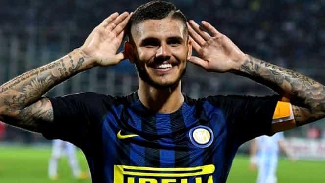 Icardi, prima ofertă pentru a pleca de la Inter! Cine oferă 63 de milioane de euro