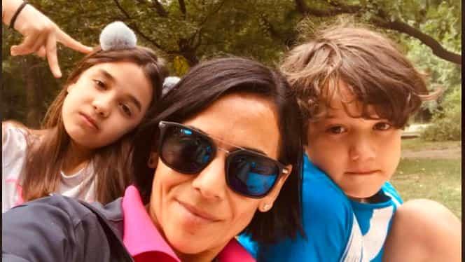 Analia Selis, diagnosticată cu COVID-19. Copiii artistei au fost asimptomatici