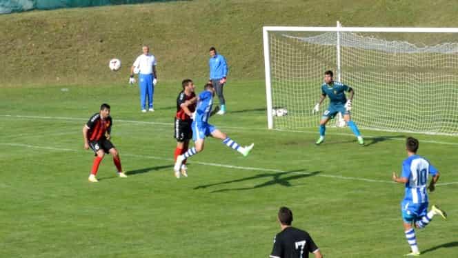 VIDEO / Oltenii ieşiră la joc: 2-2 cu Vardar Skopje. Acka a fost TITULAR!