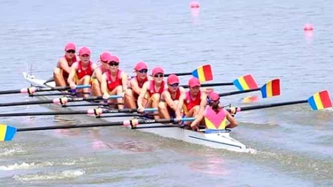 România, medalia numărul 4 la Rio! Super PERFORMANŢĂ la canotaj