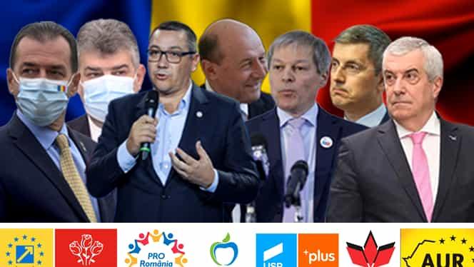 Rambursări electorale. Sume amețitoare primite de PSD și PNL pentru campaniile din 2020