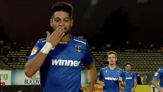 Cătălin Ţîră a marcat cel mai rapid gol al sezonului în FCSB – FC Voluntari! A dat lovitura în timp record! Video