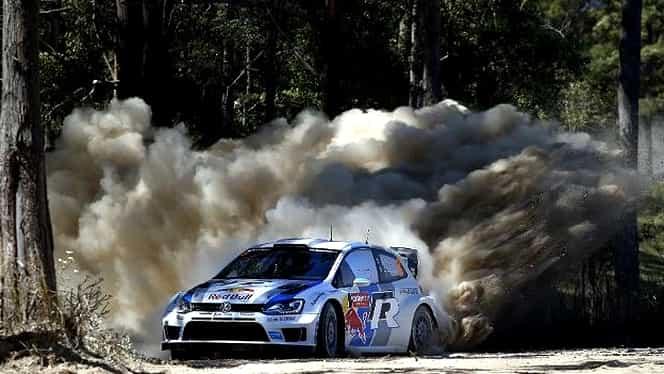WRC: Ogier domină în Raliul Australiei