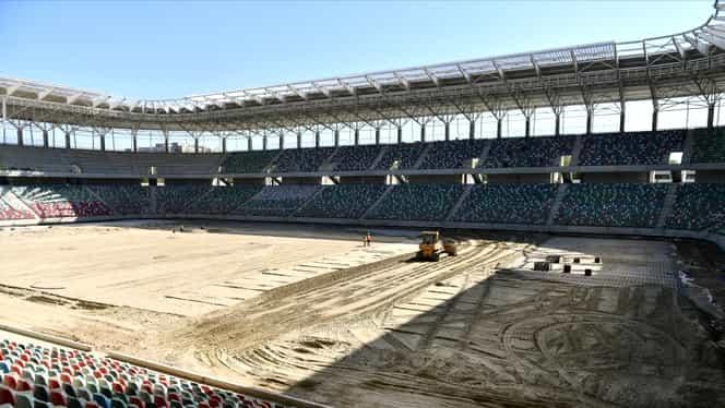 """Stadioanele Ghencea, Giulești și Arcul de Triumf vor avea gazon hibrid! Va fi montat de aceeași firmă contractată de olteni pentru """"Ion Oblemenco"""". Costurile sunt uriașe. Exclusiv"""