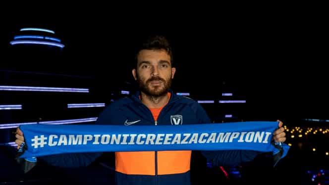 Aurelian Chiţu a semnat cu Viitorul! Fotbalistul a ajuns deja în cantonamentul echipei din Turcia! Anunţul oficial. FANATIK confirmat