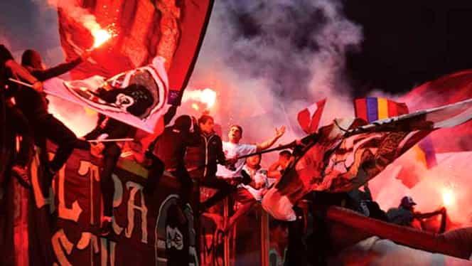 Surpriză pentru fanii alb-vişinii! Ce se va întîmpla vineri pe stadionul Giuleşti