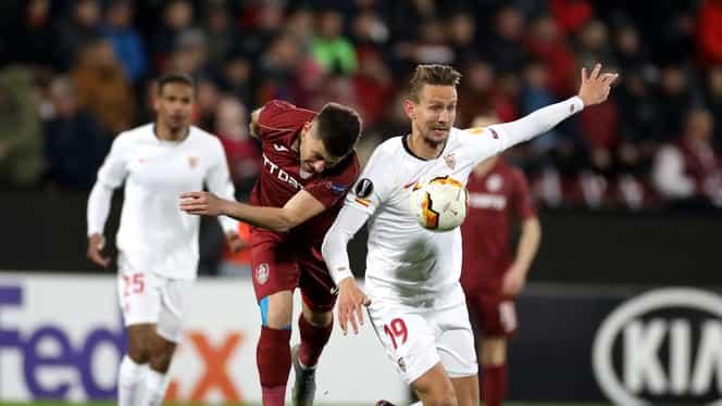 Ce coeficient UEFA are România după eliminarea lui CFR Cluj din Europa League. Am urcat pe locul 11 pentru sezonul 2019-2020, dar avem şanse mici să rămânem aici