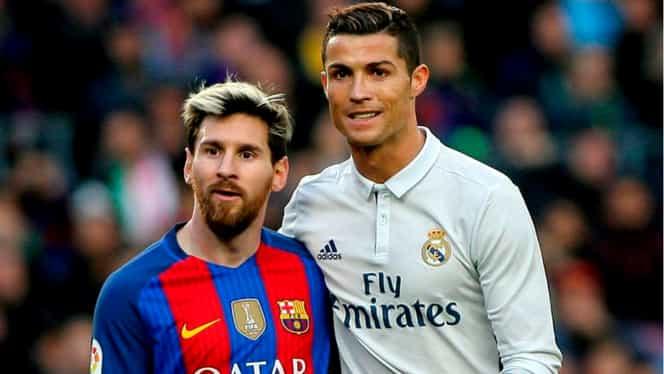 """Cristiano Ronaldo îl vrea pe Lionel Messi în Serie A! """"Te aștept în Italia, acceptă provocarea!"""""""