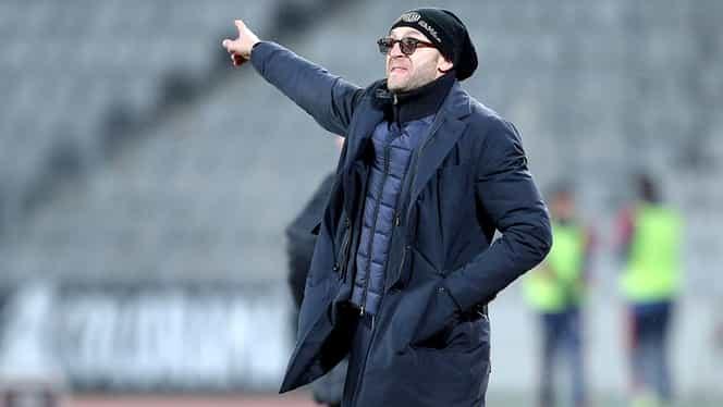 Bogdan Lobonţ transferă de la Dinamo! Ce jucător a semnat cu U Cluj