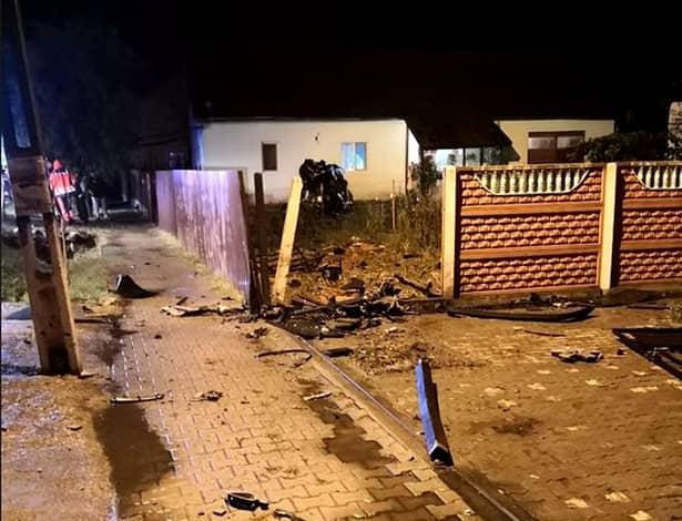 Accident cu patru victime în Arad, în noaptea de Sfânta Maria