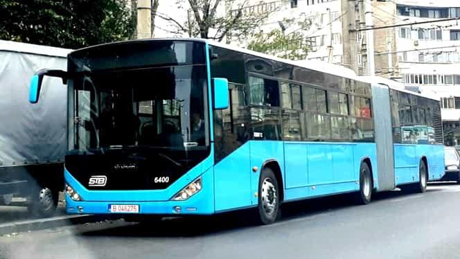 STB, anunţ de ULTIMA ORĂ! Mai multe staţii de autobuz vor fi reamplasate, altele îşi schimbă numele
