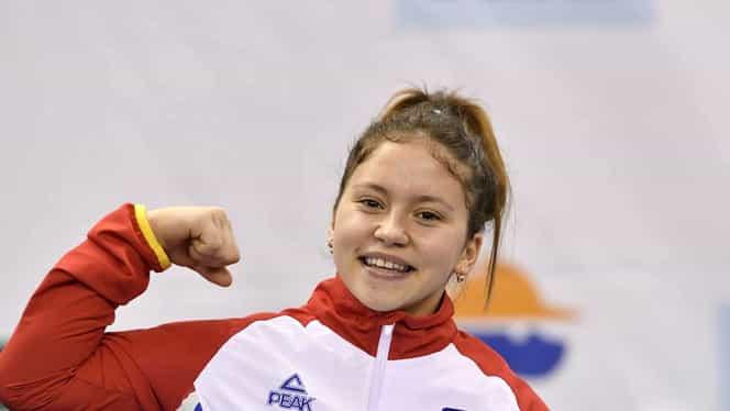 Sabina Baltag, aur la Jocurile Olimpice de tineret! România a luat 6 medalii. Video