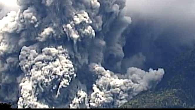 Numărul victimelor după erupţia din Japonia creşte