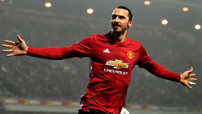 Contract BETON pentru Zlatan. O echipă bate RECORDUL salariilor!