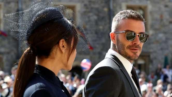 David Beckham Gesturi Incredibile La Nunta Regală Ce S A întâmplat