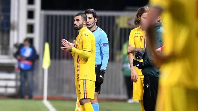 """Valentin Crețu, debut la echipa națională la 31 de ani: """"Îmi știu puterile și pot să mai joc trei-patru ani lejer!"""""""