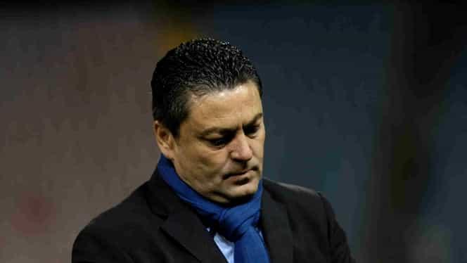 Ilie Stan, demis de la FC Braşov. Va fi înlocuit de o legendă dinamovistă