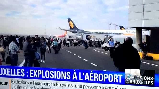 """Mărturiile românilor care au fost pe aeroportul din Bruxelles: """"Scenele cu supravietuiţori fără membre nu vor fi uitate uşor"""""""