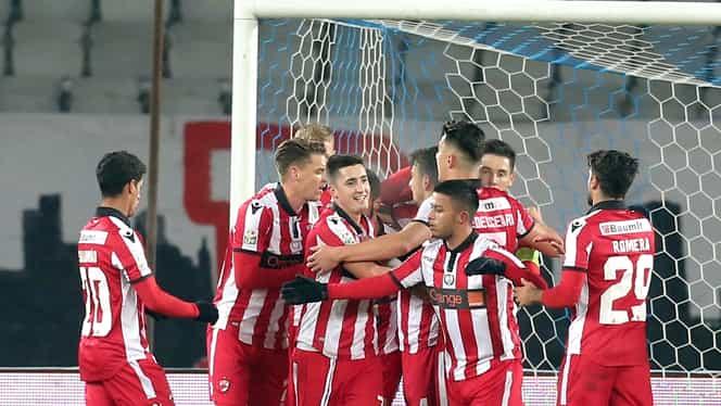 Video. Dinamo s-a calificat în sferturi abia după penalty-uri