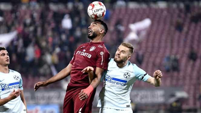 Top 10 cei mai bine cotaţi fotbalişti străini din Liga 1. CFR Cluj face legea + FCSB şi U Craiova, la egalitate