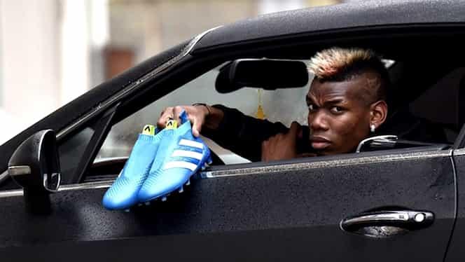 """Paul Pogba, campion mondial şi în garaj! Ce """"bijuterii""""are starul de la Manchester United"""