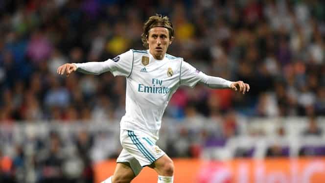 Luka Modric şi-a dat acordul! Anunţul făcut de spanioli despre starul lui Real Madrid