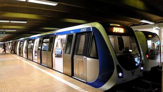 Metrorex: Programul metroului de Paște! Ce nu ai voie să faci în această perioadă, în vagoane