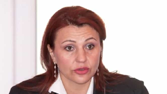 Preşedintele CS Dinamo, Liliana Gafencu, demisă de Ministerul de Interne