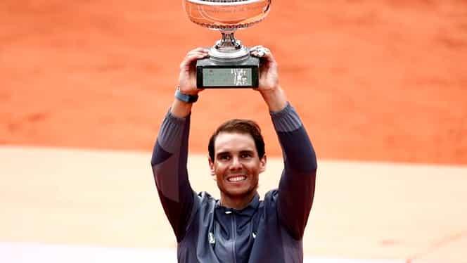 Rafael Nadal și-a deschis muzeu cu trofeele câștigate. Azi l-a depus pe al 12-lea obținut la Roland Garros!