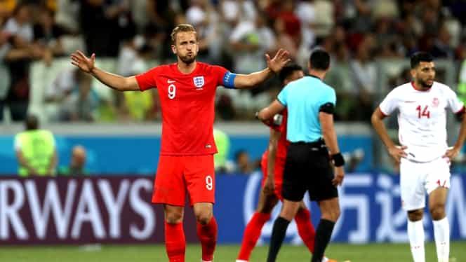 Harry Kane, golgheterul CM 2018! Atacantul Angliei a marcat șase goluri! Video