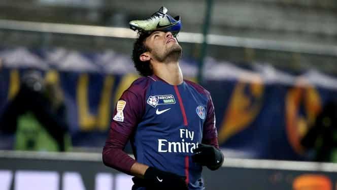 Neymar e fotbalistul cu cele mai multe contracte de sponsorizare din lume. Cât câștigă starul lui PSG