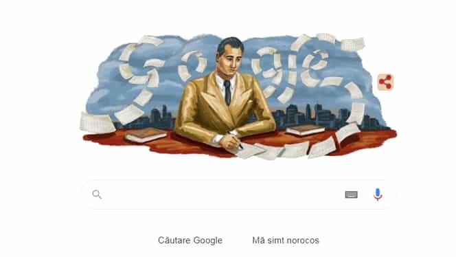 Cine este Mihail Sebastian, scriitorul român sărbătorit de Google