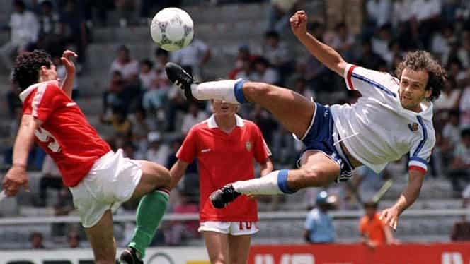 El e francezul Michel Platini, Monsieur Football