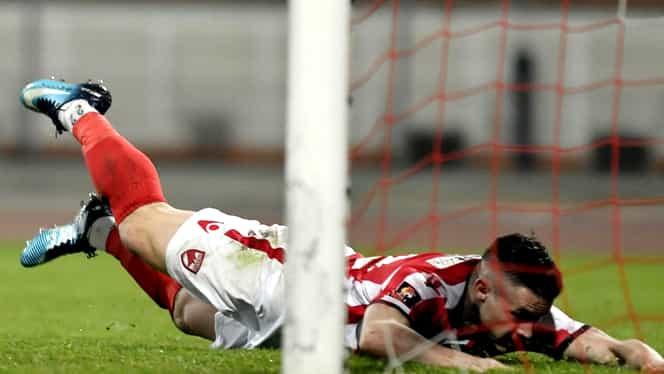 Gabi Torje nu mai este dorit la Dinamo! Care este motivul