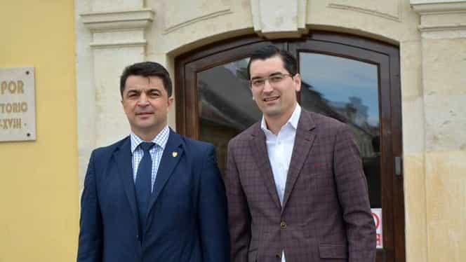 Noul Ministru al Culturii, Daniel Breaz, a purtat la gât fularul lui Sepsi Sf. Gheorghe! Cum a explicat gestul controversat