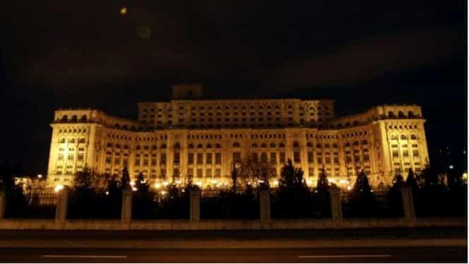 Parlamentul României a rămas fără curent electric