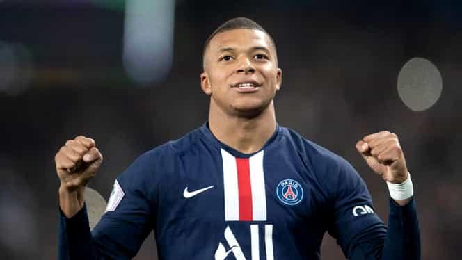"""Cifrele """"monstruoase"""" ale lui Mbappe la doar 21 de ani! Francezul anunţă că îi va depăşi pe Ronaldo, Messi, Neymar și Sergio Aguero"""